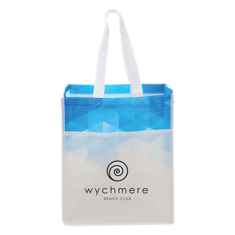 Customized Gradient Laminated Non-Woven Tote