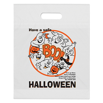 Customized Boo Ghost Bag