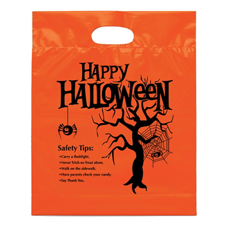 Customized Happy Halloween Bag