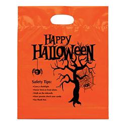 Customized Happy Halloween Bag