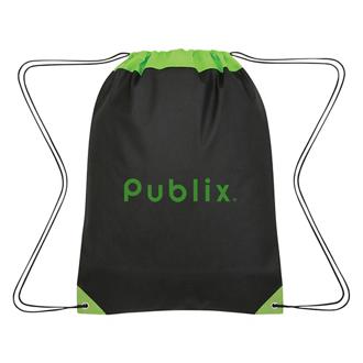 Customized Roanoke Drawstring Bag