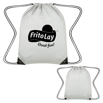 Customized Celestial Reflective Drawstring Bag