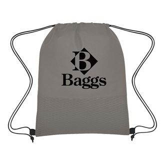 Customized Logo Drawstring Backpack
