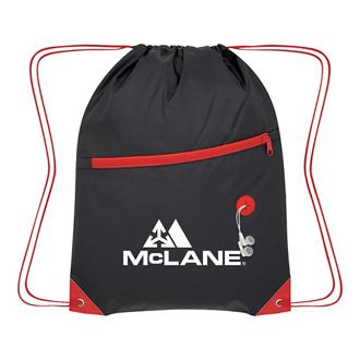 Customized Color Pop Drawstring Bag