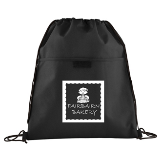 Customized Insulated Non-Woven Drawstring Sportspack