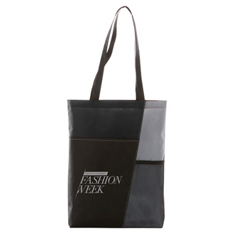 Customized Trip Non-Woven Convention Tote