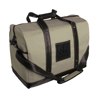 Customized Avenue Weekender Bag with Large Side Pockets