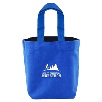 Customized Waterproof Carry-All Basic Cotton Bucket Tote Bag