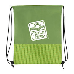 Customized Orlando Non-Woven Cinch Bag