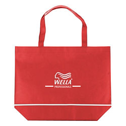 Customized Two-Tone Non-Woven Tote