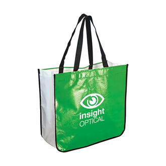 Customized Extra Large Recycled Shopping Tote