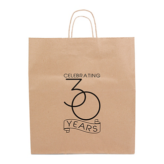 Customized Eco Knight Paper Bag