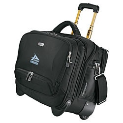Customized High Sierra® Integral Wheeled Computer Briefcase