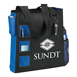 Customized Square Convention Tote