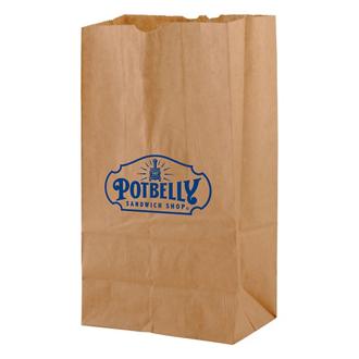Customized SOS #6 Natural Bag-6