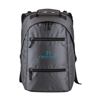 Customized Basecamp® Titanium Backpack 2.0