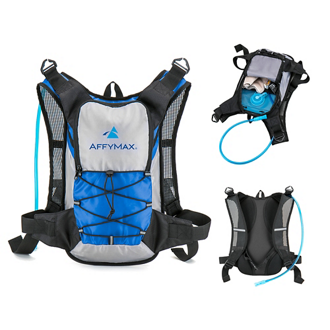 Customized Santa Cruz Embroidered Hydration Pack