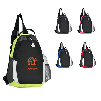 Customized Atchison® Overnight Sensation Slingpack Backpack
