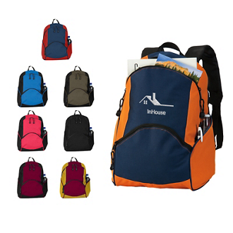 Customized Atchison® On The Move Backpack