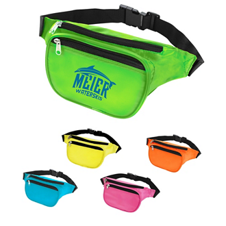 Customized Good Value™ Neon Fanny Pack