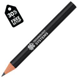 Customized Golf Pencils - Round