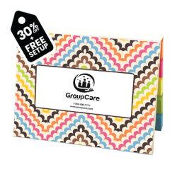 Customized Britebrand™ Sticky Notebook