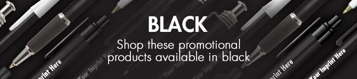 Landing Page - Design - Black