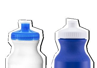 School Logo Water Bottles