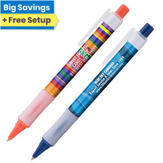 Customized Frosted Contour Pen
