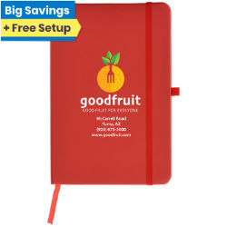 Customized Full Colour Inkjet 3''x5'' Soft Touch Cate Notebook