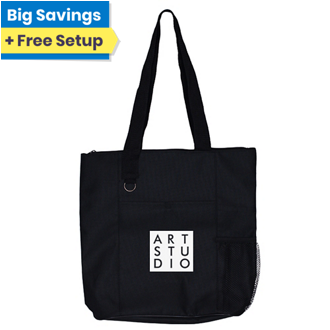 Customized Fun Tote Bag