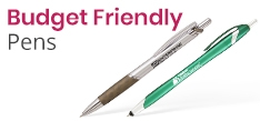 Budget Friendly Promotional Pens