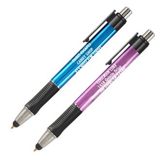 Customized Contour Metallic Stylus Pen
