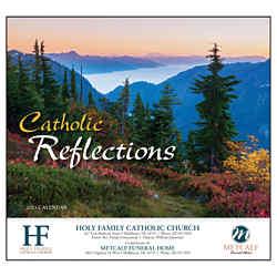 Customized Wall Calendar Catholic Reflections