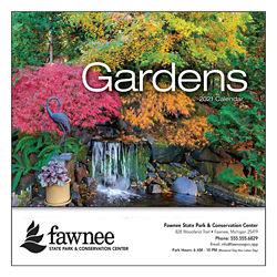 Customized Mini Gardens Calendar