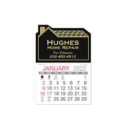 Customized Value Stick Calendar - House