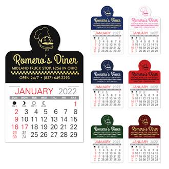 Customized Value Stick Calendar - Spotlight