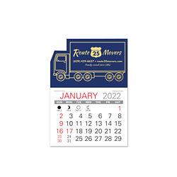 Customized Value Stick Calendar - Truck