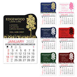 Customized Value Stick Calendar - Landscape