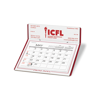 Customized Valoy Desk Calendars