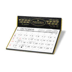 Customized Charter Desk Calendar