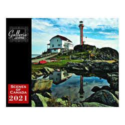 Customized Magnus Calendars - Scenes of Canada
