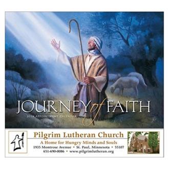 Customized Wall Calendar Journey of Faith Catholic
