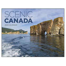 Customized Good Value® Canadian Scenic Calendar