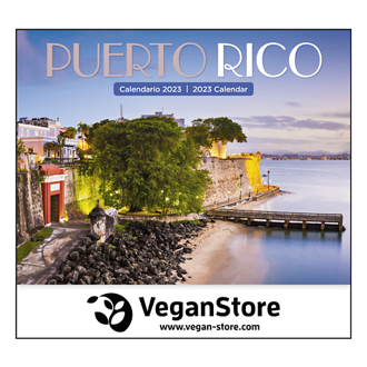 Customized Wall Calendar Puerto Rico
