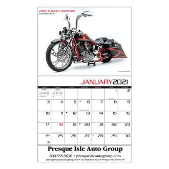 Customized Wall Calendar Custom Cycles