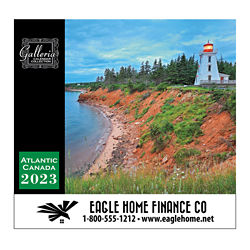 Customized Magnus Calendars - Scenes of Atlantic Canada