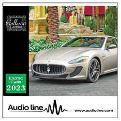 Customized Magnus Calendars - Exotic Cars