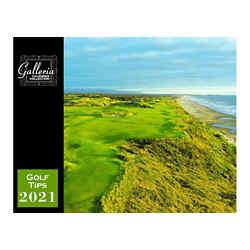 Customized Magnus Calendars - Golf Tips