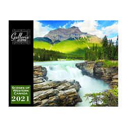 Customized Magnus Calendars - Scenes of Western Canada